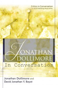 Jonathan Dollimore in Conversation
